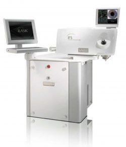 Laser femto seconde INTRALASE IFS 150.