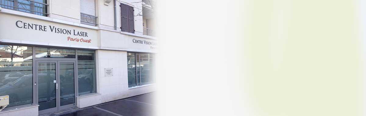 Centre Vision Laser Paris Ouest